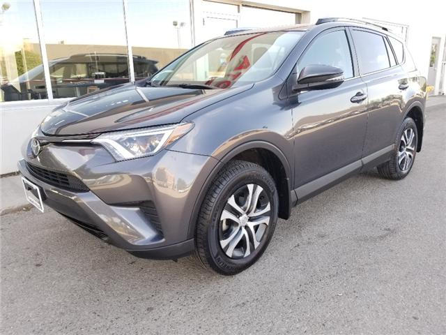2017 Toyota RAV4 LE (Stk: u00995) in Guelph - Image 1 of 26