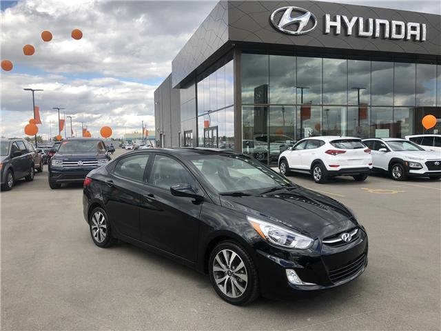 2017 Hyundai Accent GL (Stk: 28198A) in Saskatoon - Image 1 of 25