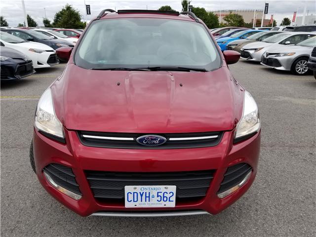 2016 Ford Escape SE (Stk: 098E1270) in Ottawa - Image 8 of 21
