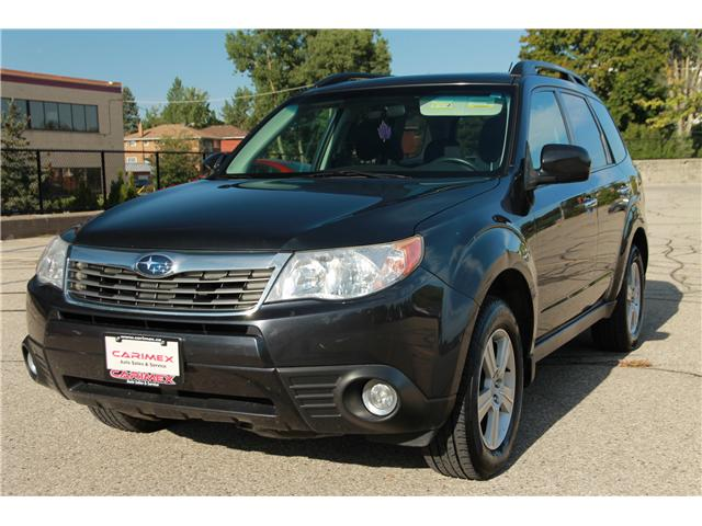 2009 Subaru Forester 2.5 X Touring Package (Stk: 1809406) in Waterloo - Image 1 of 29