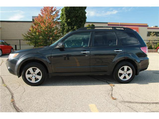 2009 Subaru Forester 2.5 X Touring Package (Stk: 1809406) in Waterloo - Image 2 of 29