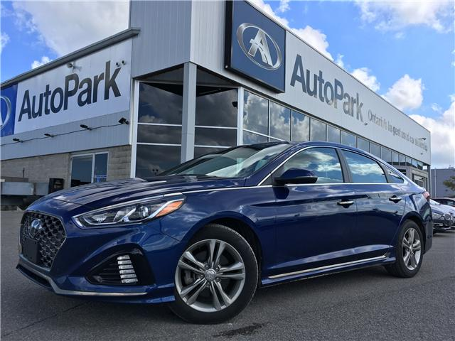 2018 Hyundai Sonata 2.4 Sport (Stk: 18-30198RJB) in Barrie - Image 1 of 26