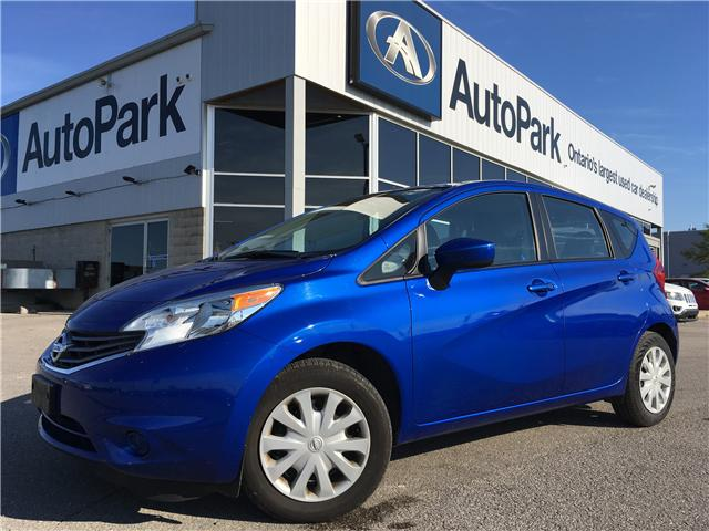 2016 Nissan Versa Note 1.6 SV (Stk: 16-00800RJB) in Barrie - Image 1 of 20