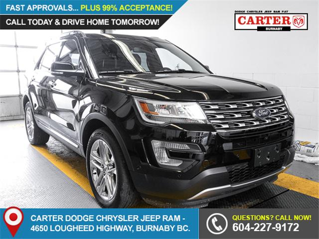 2017 Ford Explorer Limited (Stk: X-5848-0) in Burnaby - Image 1 of 23