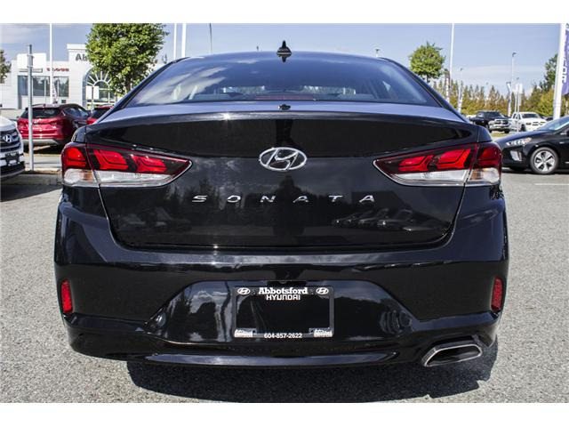 2018 Hyundai Sonata GL (Stk: AH8728) in Abbotsford - Image 8 of 25