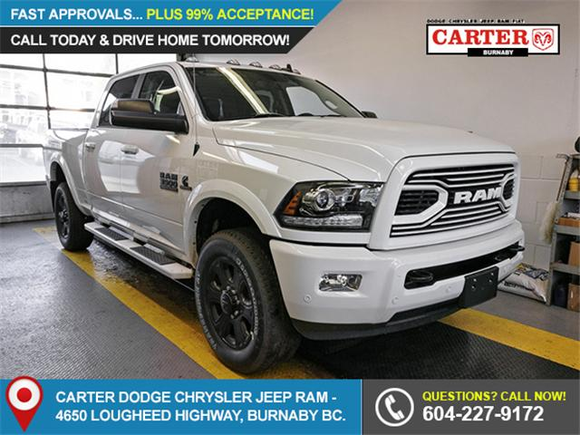 2018 RAM 3500 Laramie (Stk: 8224900) in Burnaby - Image 1 of 11