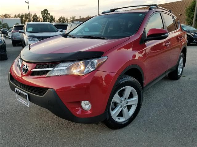 2013 Toyota RAV4 XLE (Stk: A01531) in Guelph - Image 1 of 28
