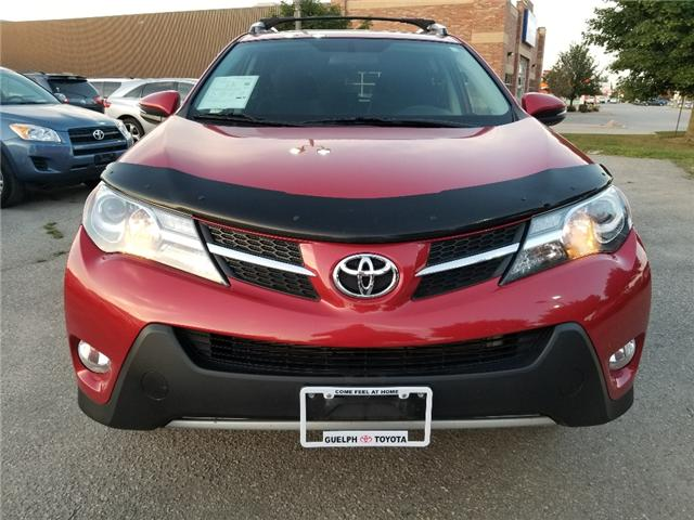 2013 Toyota RAV4 XLE (Stk: A01531) in Guelph - Image 2 of 28