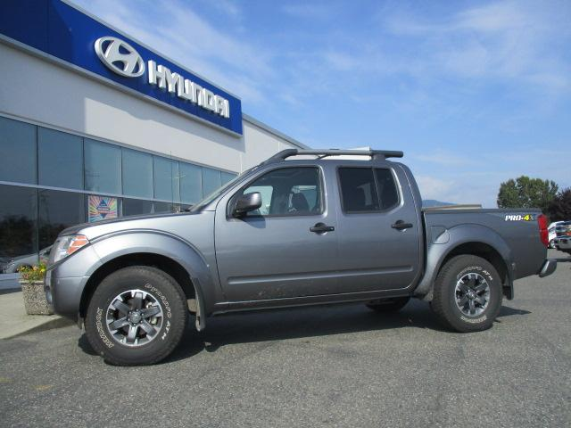 2018 Nissan Frontier PRO-4X (Stk: H18-0126P) in Chilliwack - Image 1 of 17