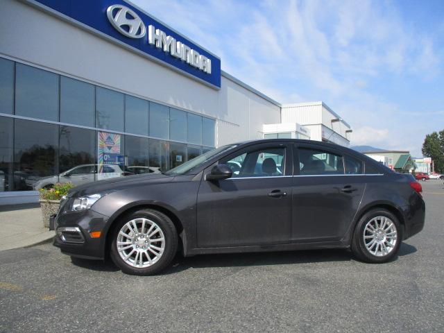 2015 Chevrolet Cruze ECO (Stk: H18-0104A) in Chilliwack - Image 1 of 14