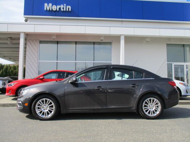 2015 Chevrolet Cruze ECO (Stk: H18-0104A) in Chilliwack - Image 2 of 14