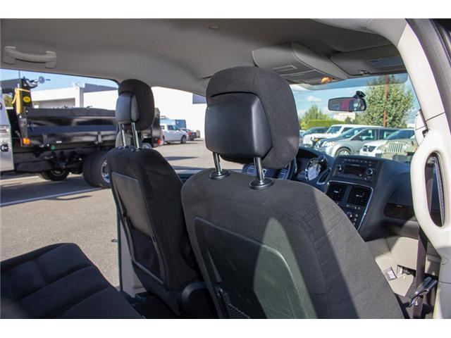 2017 Dodge Grand Caravan CVP/SXT (Stk: EE897000) in Surrey - Image 14 of 23