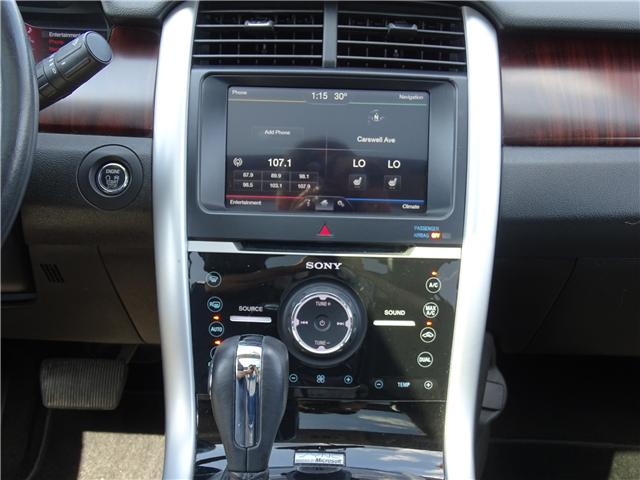 2011 Ford Edge Limited (Stk: ) in Oshawa - Image 11 of 19