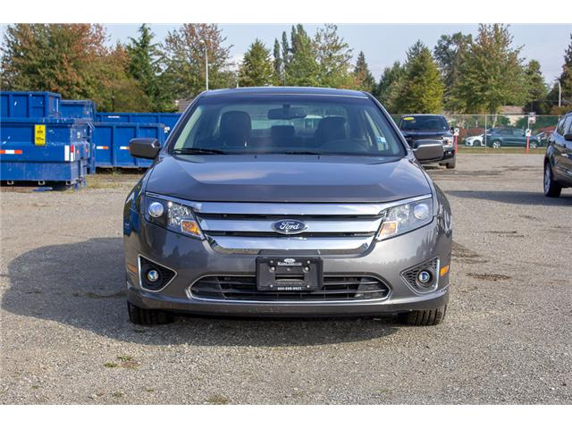2010 Ford Fusion SEL (Stk: 8ES2923A) in Surrey - Image 2 of 26