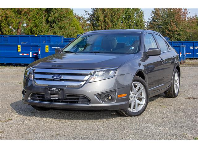 2010 Ford Fusion SEL (Stk: 8ES2923A) in Surrey - Image 3 of 26