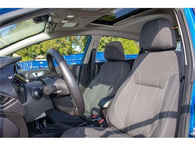 2015 Ford Fiesta SE (Stk: 8EC3813A) in Surrey - Image 9 of 26
