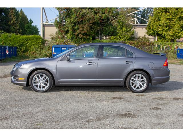 2010 Ford Fusion SEL (Stk: 8ES2923A) in Surrey - Image 4 of 26