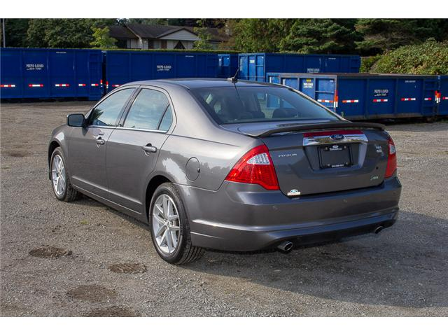 2010 Ford Fusion SEL (Stk: 8ES2923A) in Surrey - Image 5 of 26