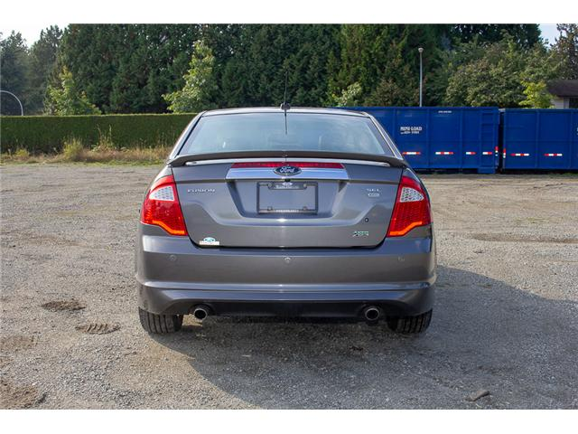 2010 Ford Fusion SEL (Stk: 8ES2923A) in Surrey - Image 6 of 26