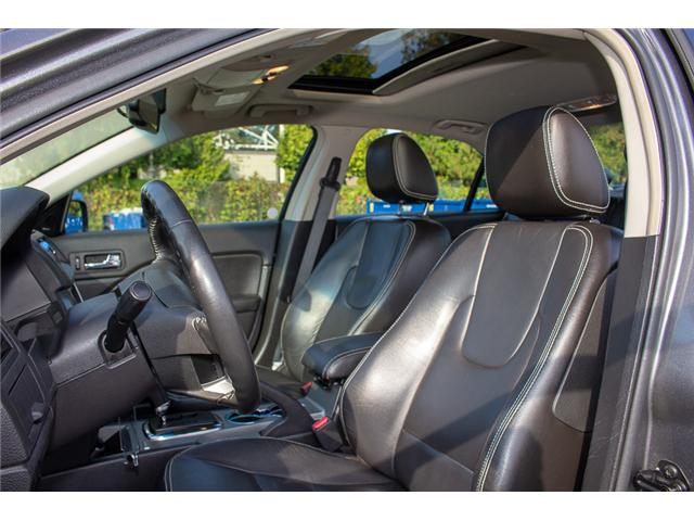 2010 Ford Fusion SEL (Stk: 8ES2923A) in Surrey - Image 9 of 26