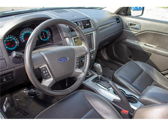 2010 Ford Fusion SEL (Stk: 8ES2923A) in Surrey - Image 10 of 26