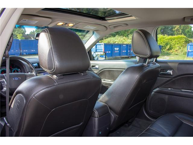 2010 Ford Fusion SEL (Stk: 8ES2923A) in Surrey - Image 12 of 26