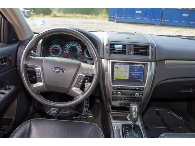 2010 Ford Fusion SEL (Stk: 8ES2923A) in Surrey - Image 13 of 26