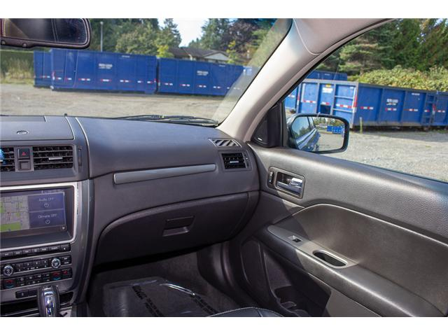 2010 Ford Fusion SEL (Stk: 8ES2923A) in Surrey - Image 14 of 26