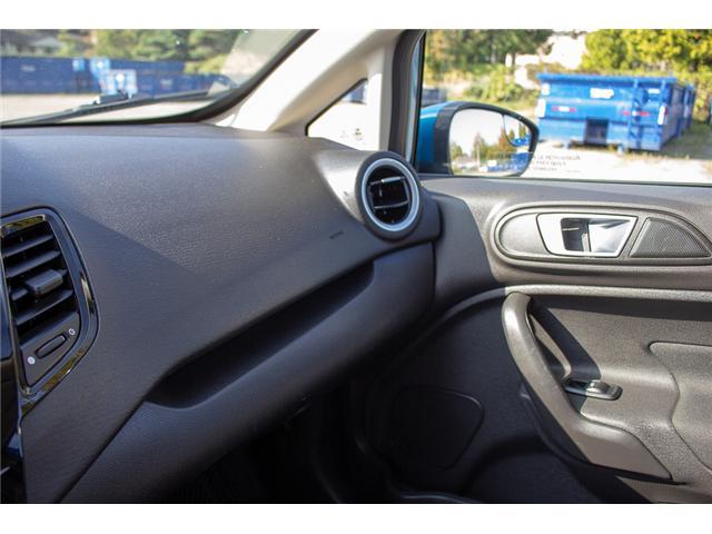 2015 Ford Fiesta SE (Stk: 8EC3813A) in Surrey - Image 25 of 26