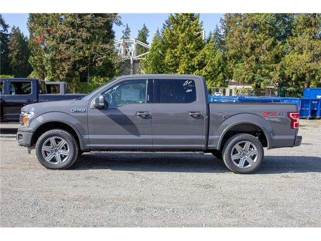 2018 Ford F-150  (Stk: 8F10937) in Surrey - Image 4 of 29