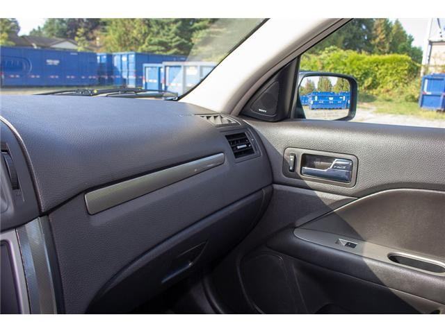 2010 Ford Fusion SEL (Stk: 8ES2923A) in Surrey - Image 25 of 26