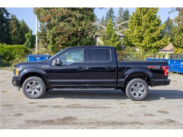 2018 Ford F-150  (Stk: 8F12368) in Surrey - Image 4 of 30