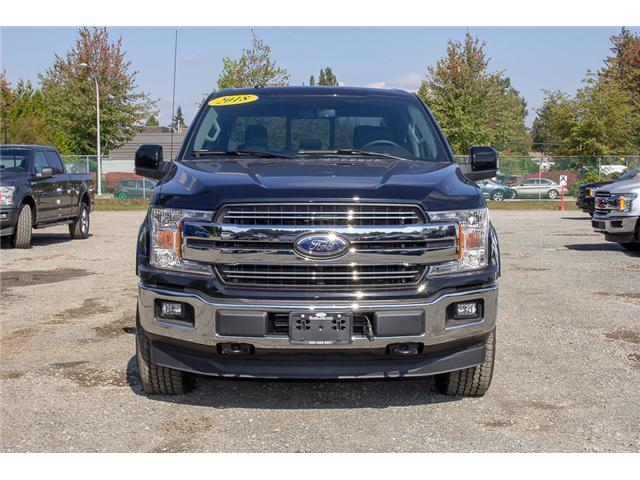 2018 Ford F-150 Lariat (Stk: 8F13674) in Surrey - Image 2 of 28