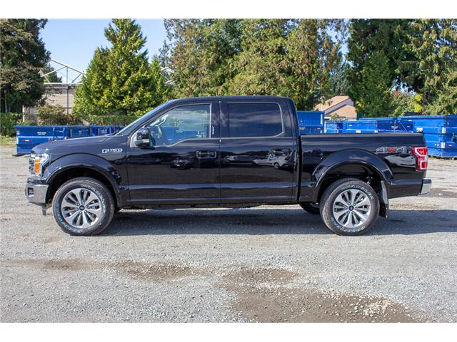 2018 Ford F-150 Lariat (Stk: 8F13674) in Surrey - Image 4 of 28
