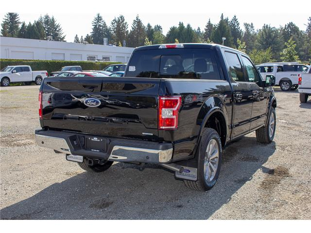 2018 Ford F-150 Lariat (Stk: 8F13674) in Surrey - Image 7 of 28