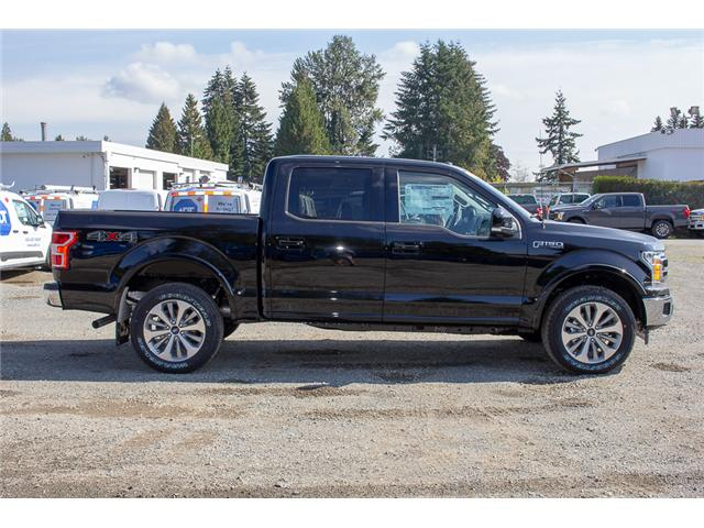2018 Ford F-150 Lariat (Stk: 8F13674) in Surrey - Image 8 of 28