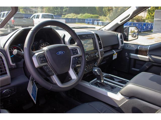 2018 Ford F-150 Lariat (Stk: 8F13674) in Surrey - Image 15 of 28
