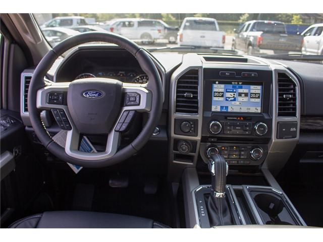 2018 Ford F-150 Lariat (Stk: 8F13674) in Surrey - Image 17 of 28