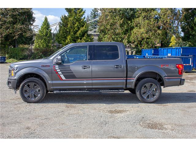 2018 Ford F-150 Lariat (Stk: 8F13882) in Surrey - Image 4 of 29