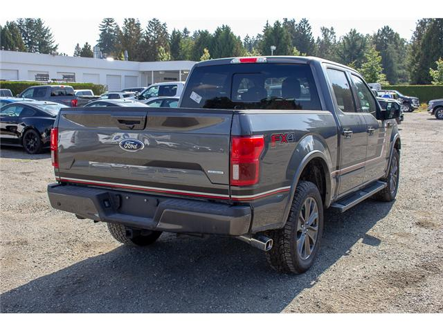 2018 Ford F-150 Lariat (Stk: 8F13882) in Surrey - Image 7 of 29