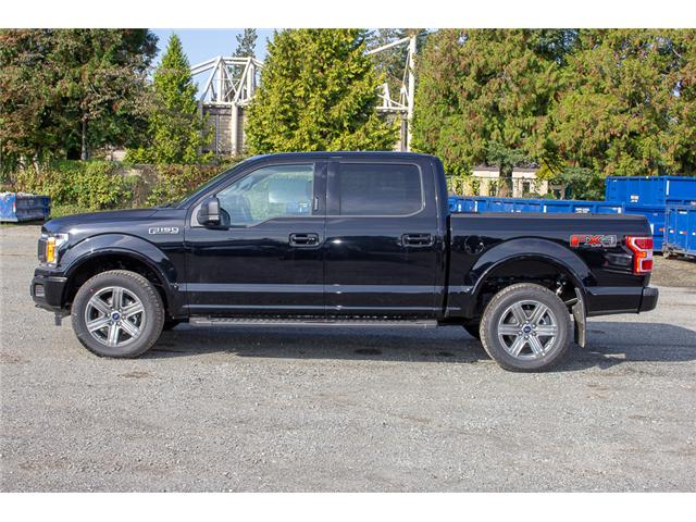 2018 Ford F-150  (Stk: 8F14253) in Surrey - Image 4 of 27