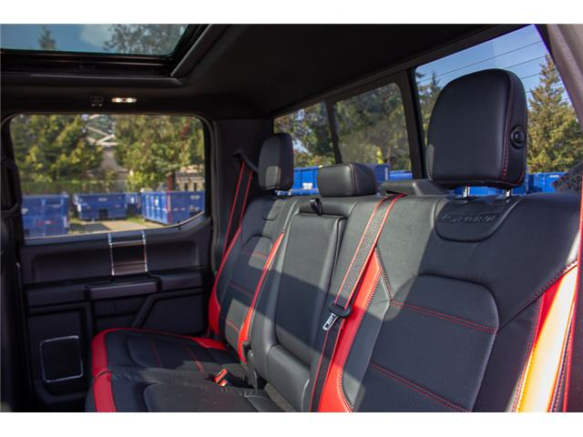 2018 Ford F-150 Lariat (Stk: 8F13882) in Surrey - Image 17 of 29