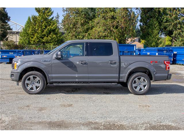2018 Ford F-150  (Stk: 8F14609) in Surrey - Image 4 of 29