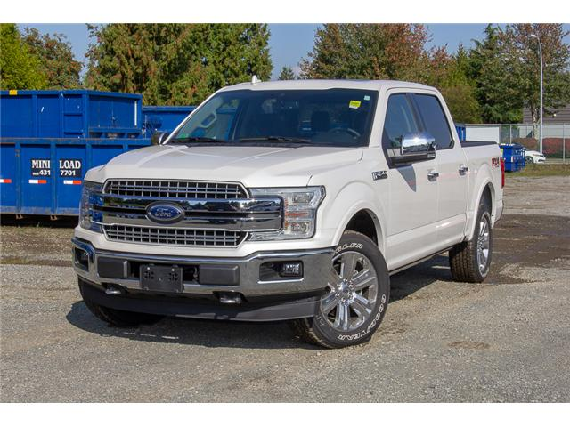 2018 Ford F-150 Lariat (Stk: 8F15724) in Surrey - Image 3 of 28