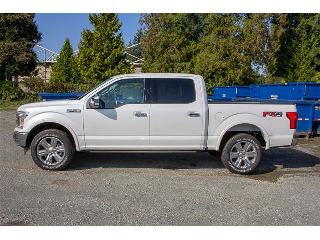 2018 Ford F-150 Lariat (Stk: 8F15724) in Surrey - Image 4 of 28