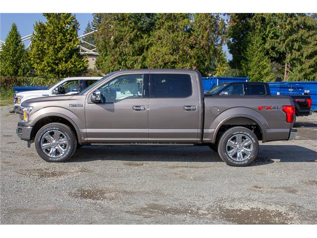 2018 Ford F-150 Lariat (Stk: 8F15878) in Surrey - Image 4 of 29
