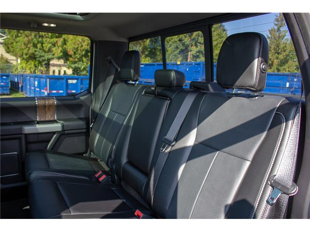 2018 Ford F-150 Lariat (Stk: 8F15724) in Surrey - Image 16 of 28