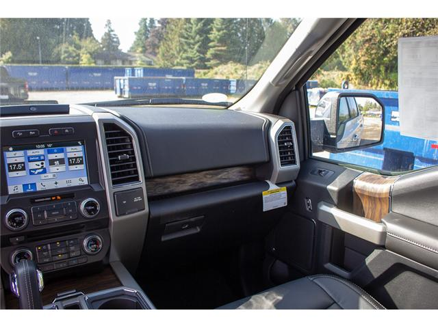 2018 Ford F-150 Lariat (Stk: 8F15724) in Surrey - Image 19 of 28