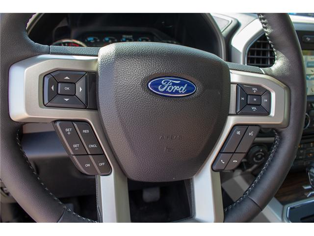 2018 Ford F-150 Lariat (Stk: 8F15724) in Surrey - Image 22 of 28