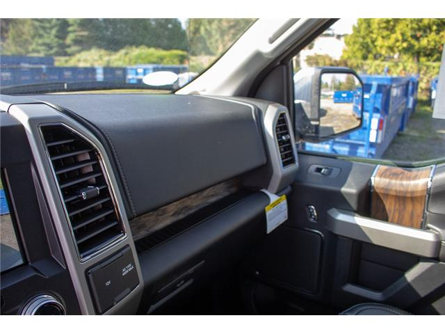 2018 Ford F-150 Lariat (Stk: 8F15724) in Surrey - Image 27 of 28